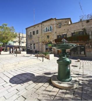 יפו 31, ירושלים